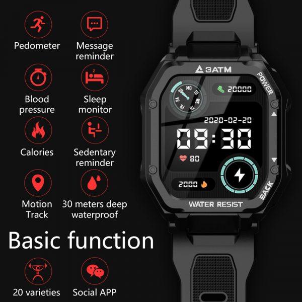 Fashion Bluetooth Smart Watch