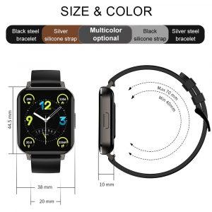 Trendy HD Screen Smart Watch