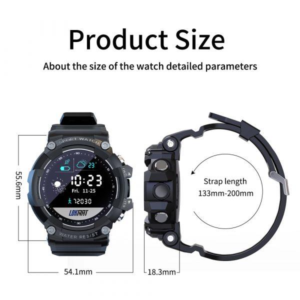 Trendy Fitness Smart Watch