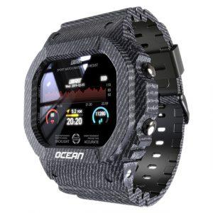 Ocean Tracker Smart Watch