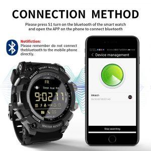 New Digital Bluetooth Smartwatch