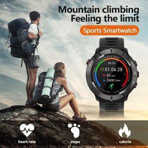 Stylish Heart Rate Monitor Watch