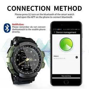 Bluetooth Call Reminder Watch