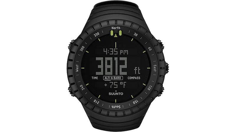 Suunto Core Military Men's Outdoor Black Watch