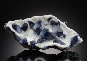 SenseOrient Benitoite stones