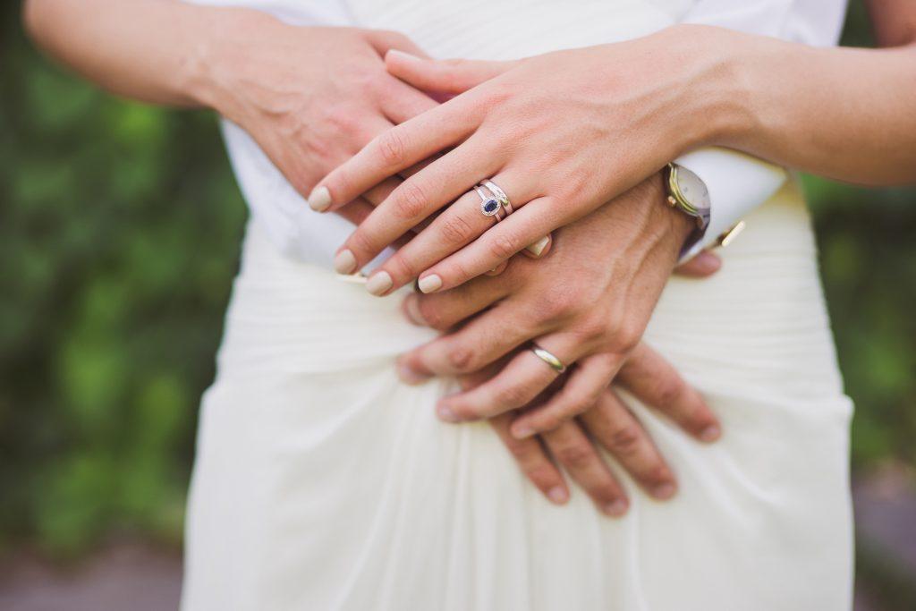 SenseOrient Sapphire Gemstone Engagement Rings