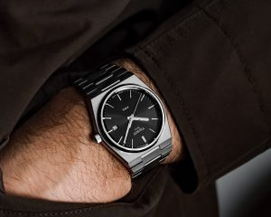 SenseOrient Tissot Men's PRX 40mm Quartz Black Dial Watch 2