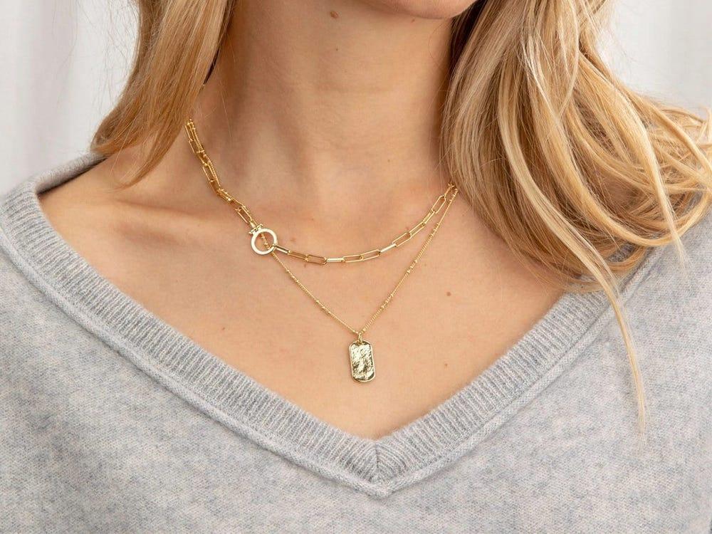 SenseOrient minimalist jewelry