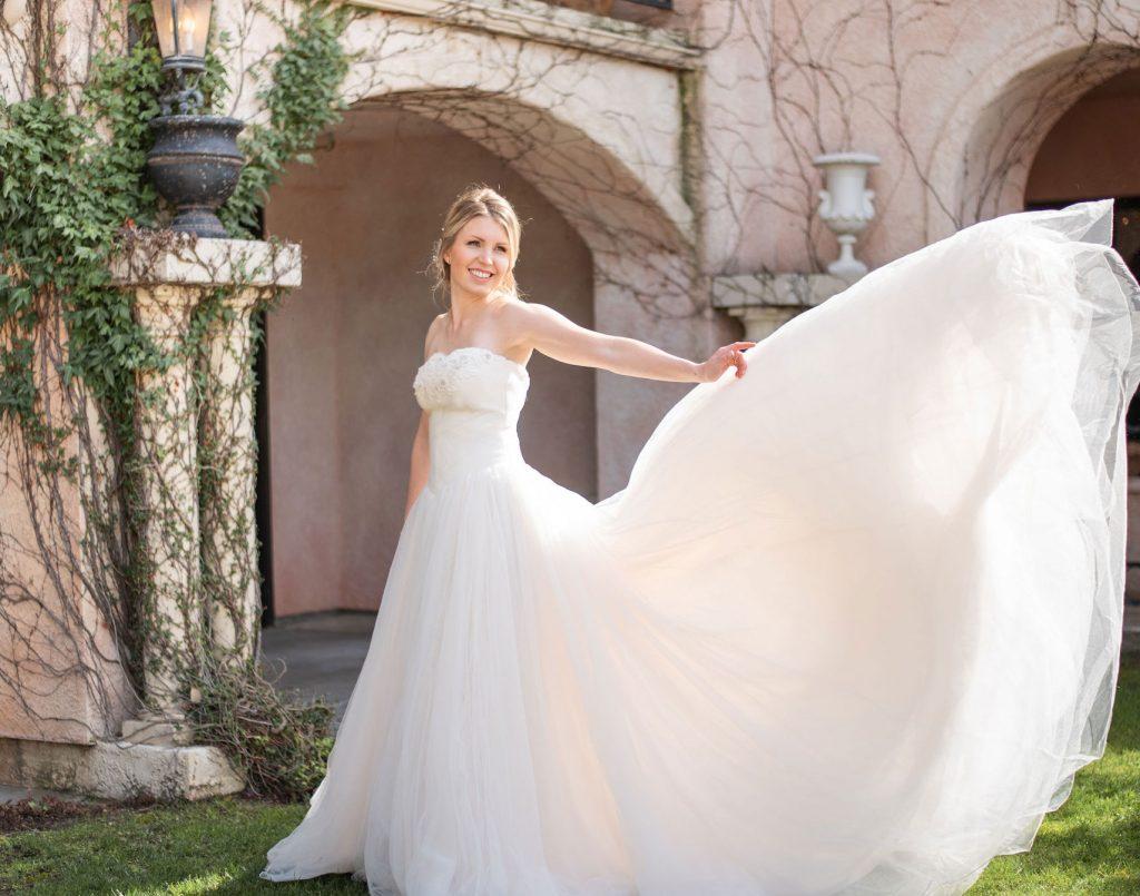 Sustainable Eco-Friendly Wedding Dresses SenseOrient