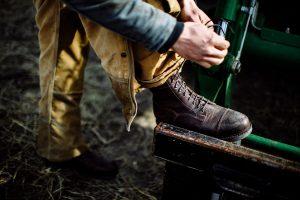 Sustainable Men's Boots at SenseOrient